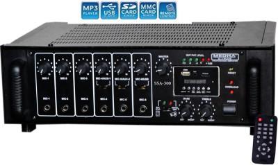 Medha SSA-300 300 W AV Power Amplifier(Black)
