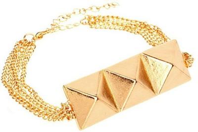 FemNmas Pyramid Zinc Anklet at flipkart