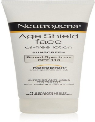 Neutrogena Age Shield Face Lotion Sunscreen Broad Spectrum(88 ml)