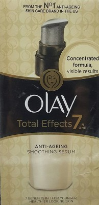 Olay Total Effects 7 In One Anti-Ageing Smoothing Serum, 50g