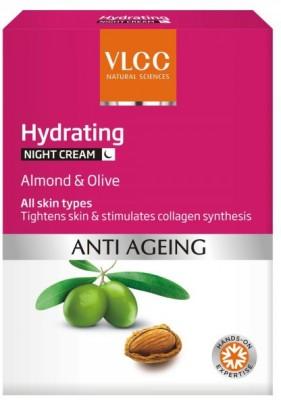 VLCC Anti Ageing Hydrating Night Cream