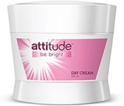 Amway Attitude Be Bright Day Cream SPF-15, 50 G