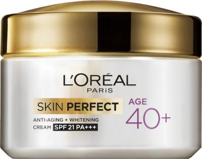 L'Oreal Paris Age 40+ Skin Perfect Cream SPF 21 PA+++, 50g
