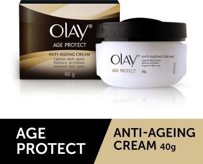 Olay Age Protect Anti-Ageing Cream, 40gm