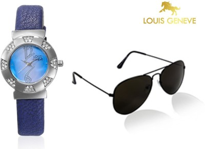 Louis Geneve Wrist Watch Women's  Combo