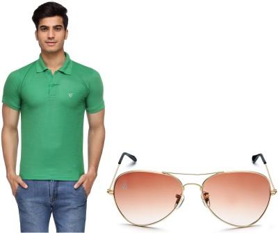 Rico Sordi T-shirt Men's  Combo  available at flipkart for Rs.299