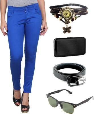 Ansh Fashion Wear Pant Women's  Combo