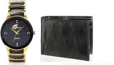 Arum Wrist Watch Men's  Combo