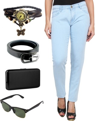 Ansh Fashion Wear Jeans Women's  Combo