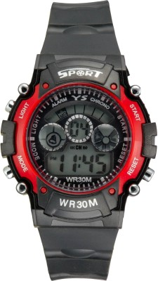 Sir Time MPS005_RD  Analog-Digital Watch For Boys