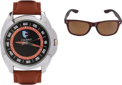 Calibro Wrist Watch Men's  Combo