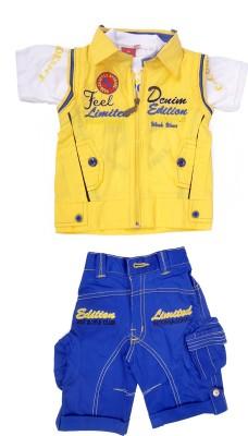 Good Boy Boys T-shirt(Yellow)