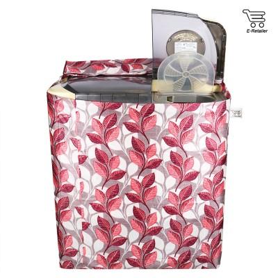 E Retailer Semi Automatic Washing Machine Cover Pink