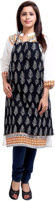 Rajrang Cotton Home Use Apron - Free Size(Black, White, Single Piece) at flipkart