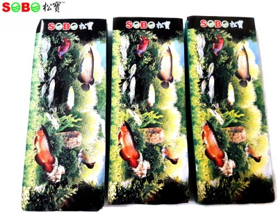 Sobo Aquarium Cotton High Quality Pack of 3 Pcs | Biological Filter Media Sponge Aquarium Filter(Biological Filtration for Salt Water and Fresh Water)