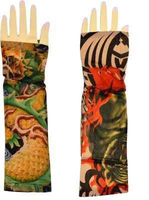 Welwear suncool1010 Nylon Arm Warmer(Multicolor)