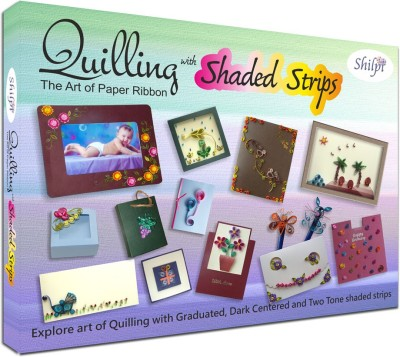 Shilpi Quilling Kit with Shaded Strips