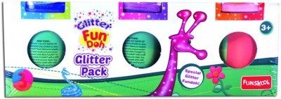 Funskool Fundoh glitter pack