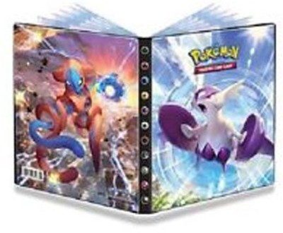 Pokamon Pokemon Card Binder featuring Mega Latios and Deoxys from Roaring Skies (4-Pocket Album/Portfolio Holds 40-80 Cards)  available at flipkart for Rs.1678