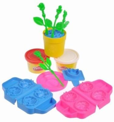 Funskool Play-Doh Rose Garden