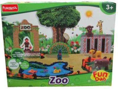 Funskool Fun Doh Zoo
