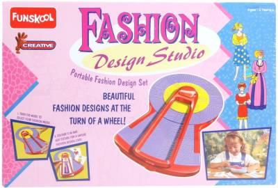 Funskool Fashion Design Studio