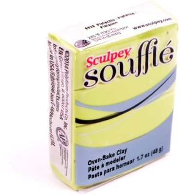 Sculpey Soufflé Polymer Clay 1.7oz Pistachio  available at flipkart for Rs.225