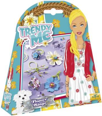 Totum Tendy Me Flower Rings