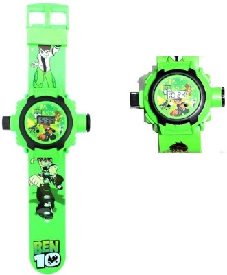 NDS 24 images Ben 10 projector watch for kids NDS Art   Craft Toys