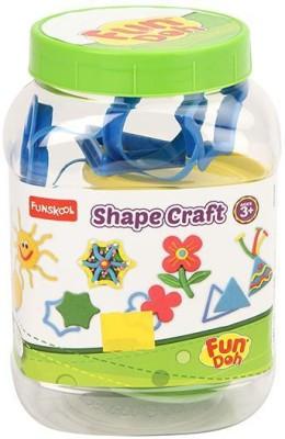 Funskool Fun Doh Shape Craft