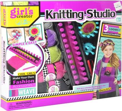 Sirius Toys Knitting Studio