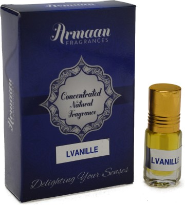 Armaan LVanille Natural Fragrance Floral Attar(Floral)