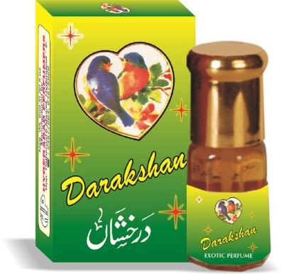 Hyderabad Perfumers 3 Floral Attar(Citrus)