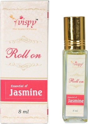 Vispy The Scent Of Peace JASMINE Floral Attar(Floral)