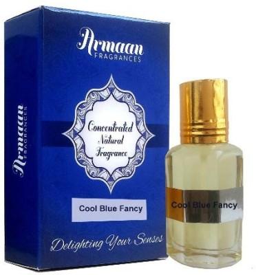 Armaan Cool Blue Fancy Herbal Attar(Rose)