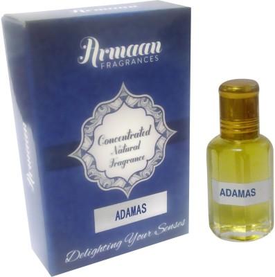 Armaan Adamas Natural Fragrance Herbal Attar(Spicy)