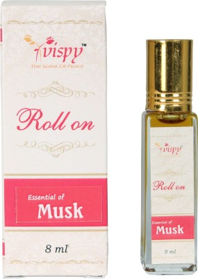 Vispy The Scent Of Peace Musk Floral Attar(Gold Musk)