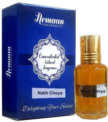 Armaan Nakh Choya Herbal Attar(White Lotus)