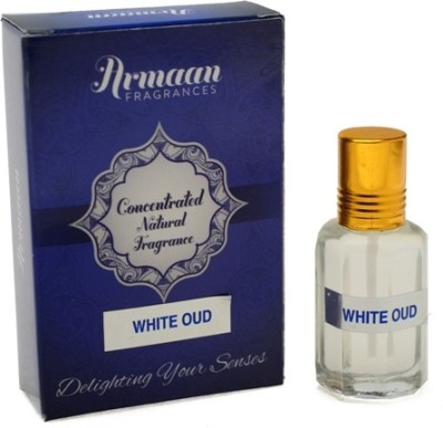 Armaan White Oud Herbal Attar(Oud (agarwood))
