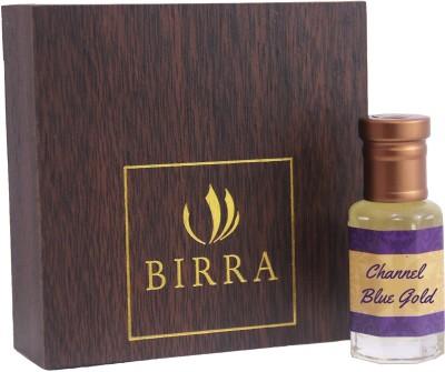 Birra Fragrance CHANNEL BLUE GOLD Floral Attar(Spicy)