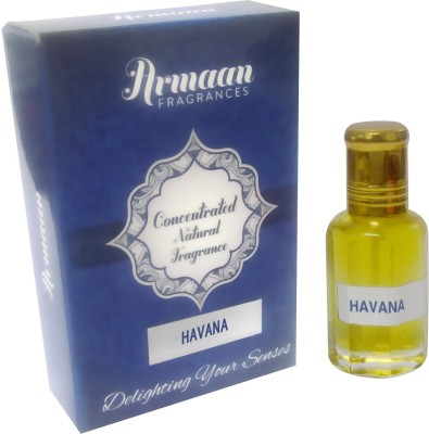 Armaan Havana Natural Fragrance Floral Attar(Floral)