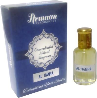 Armaan AL Hamra Herbal Attar(Musk)