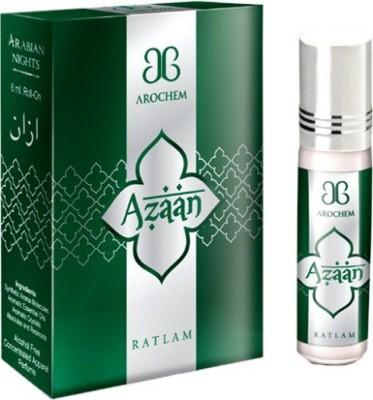 Arochem Azaan Herbal Attar(Musk Arabia)