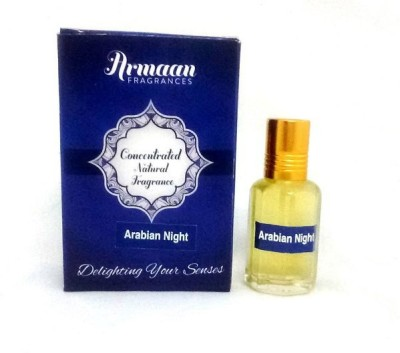 Armaan Arabian Night Natural Floral Attar(Islamic Bakhur)