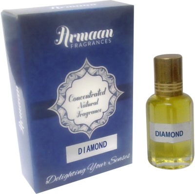 Armaan Diamond Natural Fragrance Floral Attar(Musk)