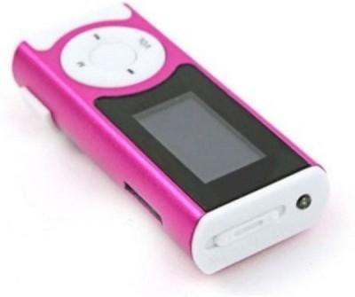 Advanteck Digital Display 8  GB MP3 Player Pink, 1.5 Display Advanteck Media Players