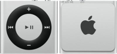 Apple iPod MKMG2HN/A 2 GB(Silver, 0 Display) at flipkart