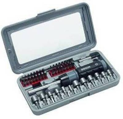 Bosch 46 Piece Screwdriver Set Image
