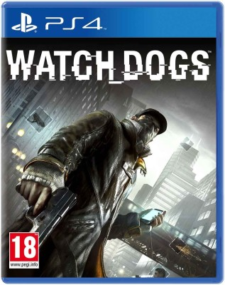 Watch Dogs (Exclusive Edition)(for PS4) at flipkart