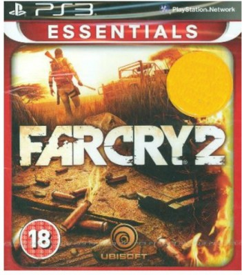 Far Cry 2 [Essentials](for PS3)
